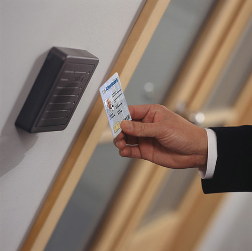 access control installation manchester