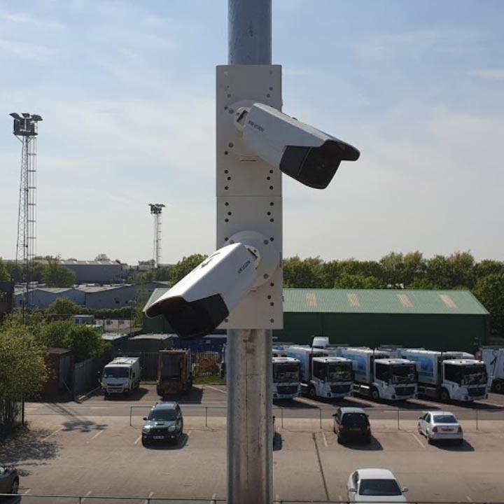 cctv system installation manchester
