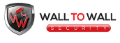 wall to wall security logo
