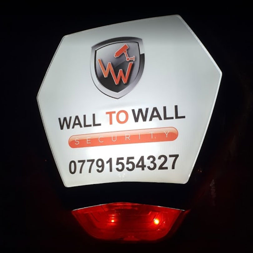wall to wall security alarms